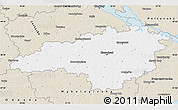 Classic Style Map of Kirovohrads'ka