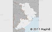 Gray Map of Odes'ka
