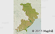 Satellite Map of Odes'ka, lighten