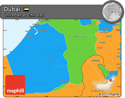 Free political simple map of dubai political simple map of dubai gumiabroncs Image collections