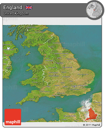 3d Map Of England.Free Satellite 3d Map Of England