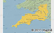 Savanna Style Map of South West