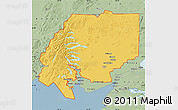 Savanna Style Map of ZIP code 00001