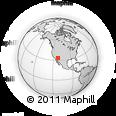 Outline Map of ZIP Code 85037
