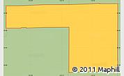 Savanna Style Simple Map of ZIP code 85037