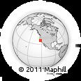 Outline Map of ZIP Code 94066