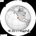 Outline Map of ZIP Code 94112