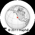Outline Map of ZIP Code 94134