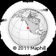 Outline Map of ZIP Code 94509