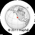 Outline Map of ZIP Code 94517