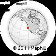 Outline Map of ZIP Code 94533