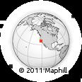 Outline Map of ZIP Code 94538