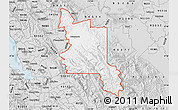 Silver Style Map of ZIP code 94550