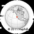 Outline Map of ZIP Code 94550
