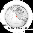 Outline Map of ZIP Code 94568