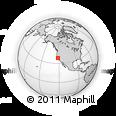 Outline Map of ZIP Code 94588