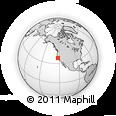 Outline Map of ZIP Code 94949