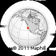 Outline Map of ZIP Code 95231