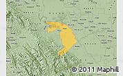 Savanna Style Map of ZIP code 95304