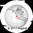 Outline Map of ZIP Code 95330
