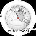 Outline Map of ZIP Code 95358