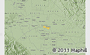 Savanna Style Map of ZIP code 95367