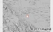 Gray Map of ZIP code 95376