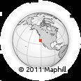 Outline Map of ZIP Code 95377