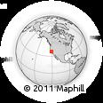 Outline Map of ZIP Code 95385