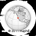 Outline Map of ZIP Code 95630