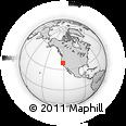 Outline Map of ZIP Code 95652