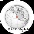 Outline Map of ZIP Code 95655