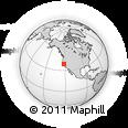 Outline Map of ZIP Code 95688