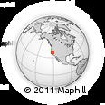 Outline Map of ZIP Code 95776