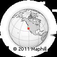 Outline Map of ZIP Code 95864