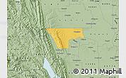 Savanna Style Map of ZIP code 95937