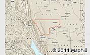 Shaded Relief Map of ZIP code 95937