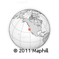 Outline Map of ZIP Code 95937