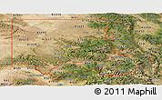 Satellite Panoramic Map of ZIP codes starting with 816