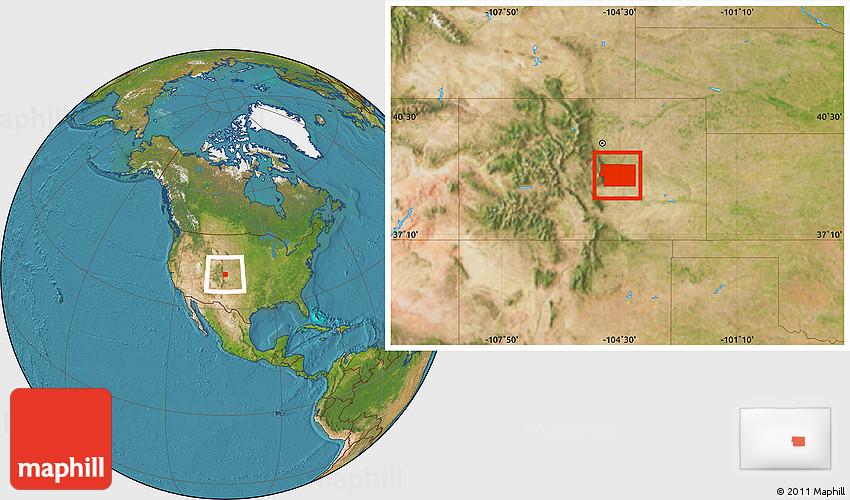 El Paso Texas Map And El Paso Texas Satellite Image Satellite Map - Best satellite image maps