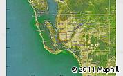 Satellite Map of ZIP code 33914