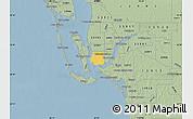 Savanna Style Map of ZIP code 33914
