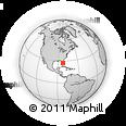 Outline Map of ZIP Code 34231