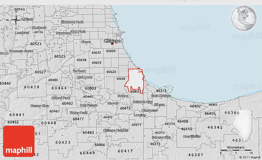 Silver Style 3D Map of ZIP Code 60617 on chicago stereotype map, chicago house number map, chicago electric code map, worst parts of chicago map, chicago in the us map, chicago county map, chicago metro map, chicago city grid map, chicago crime map, chicago neighborhoods, chicago area map, chicago media market map, chicago 77 community areas, chicago 60629 map, chicago postal code map, chicago district map, chicago airports on map, city center chicago il map, chicago street guide map, city of chicago map,