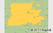 Savanna Style Simple Map of Madison Parish