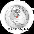 Outline Map of ZIP Code 02130