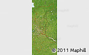 Satellite Map of ZIP codes starting with 550