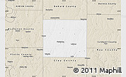 Classic Style Map of Clinton County