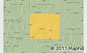 Savanna Style Map of Clinton County
