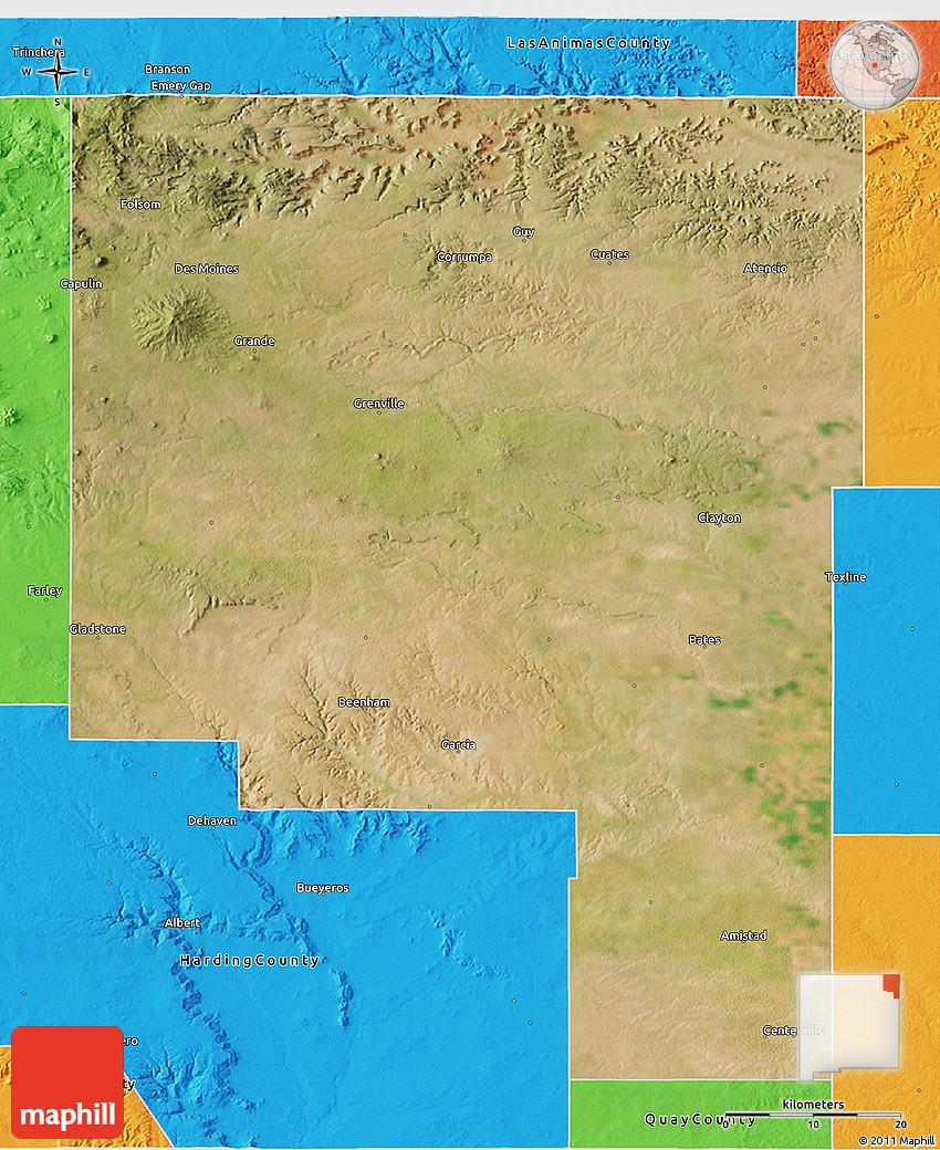 New mexico union county gladstone - 2d